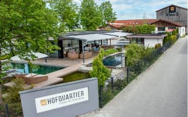 GARDEN + FIRE - Showroom - Hofquartier Taufkirchen